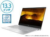 <13.3インチワイド> HP ENVY 13-ad009TU ノートパソコン 新品(2DP52PA-AAAA)(Windows 10 Home/インテル® Core™ i3-7100U/4GBメモリ/256GB SSD)
