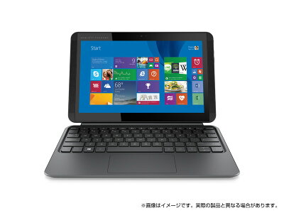 <10.1インチノートPC> HP Pavilion x2 10-j021TU(K2P42PA-AADY)(Windows 8.1 Update/インテル Atom プロセッサー Z3745D/2GB オンボード/32GB (eMMC))