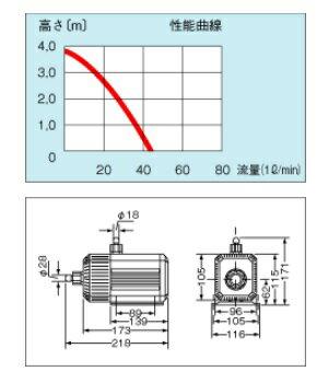 エーハイム 水陸両用ポンプ 1260 (東日本用:50Hz)