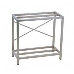 水槽台 ニッソー 組立 スチール キャビネット 600 (60cm水槽2段置き可能)