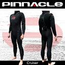 【在庫限定特価70%OFF!全国送料無料!】[男性用]PINNACLE[ピナクル]5mmウェットスーツ足首ファスナー付CRUISER[クルーザー]ウエットスーツ[フルスーツ]Pinnacle aquatics