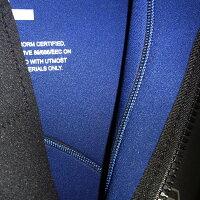 ピナクル3mmウエットスーツ[ベンチャー]チタンコーティング