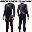 【在庫限定特価!全国送料無料!】[男性用]PINNACLE[ピナクル]3mmウェットスーツ[ベンチャー]チタンコーティング仕様[フルスーツ]Pinnacle aquatics