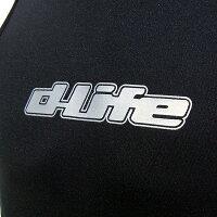 dlife[デライフ]ネオプレーン2mmフードベスト