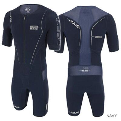 【2019年モデル!在庫一掃!あす楽!全国送料無料で半額50%OFF!】HUUB フーブ メンズ DAVE SCOTT Long Course トライスーツ Triathlon Suit トライアスロンウェア・・・ 画像2