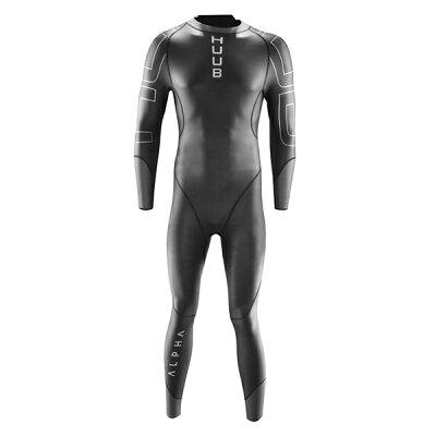 【最終サイズ限定!あす楽!全国送料無料!】男性用 HUUB フーブ トライアスロン用 ウェットスーツ アルファ Alpha トライアスロン専用ウエットスーツ Triathlon Wetsuit メンズ HBMW19505・・・ 画像1