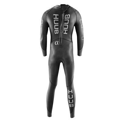 【最終サイズ限定!あす楽!全国送料無料!】男性用 HUUB フーブ トライアスロン用 ウェットスーツ アルファ Alpha トライアスロン専用ウエットスーツ Triathlon Wetsuit メンズ HBMW19505・・・ 画像2
