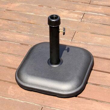 ガーデンテーブルセット カフェテーブルセット パラソルベース 11kg