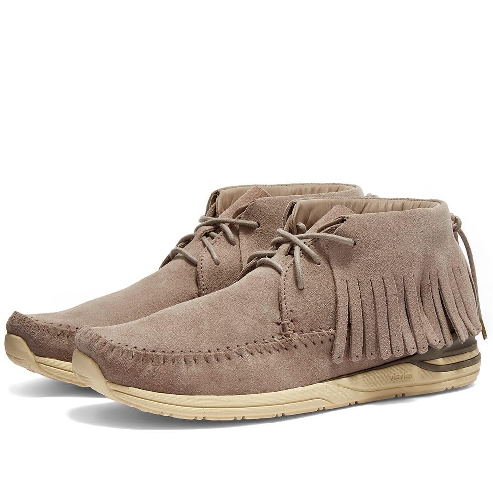 メンズ靴, モカシン  Visvim Visvim Fbt Shaman-Folk