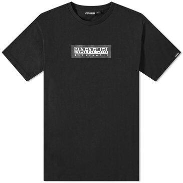 ナパピリ Napapijri NapapijriソックスボックスロゴTシャツ トップス メンズ 男性 インポートブランド 小さいサイズから大きいサイズまで