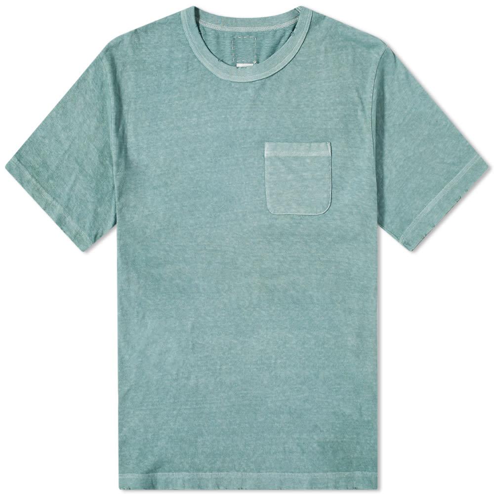 トップス, Tシャツ・カットソー  Visvim Visvim Jumbo Uneven Dye Tee