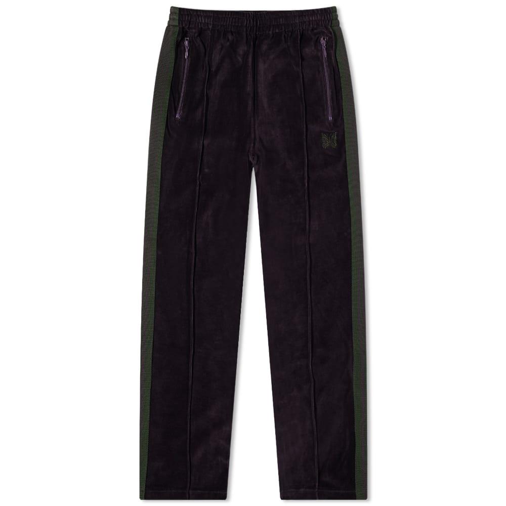 メンズファッション, ズボン・パンツ  NEEDLES Needles Velor Narrow Track Pant