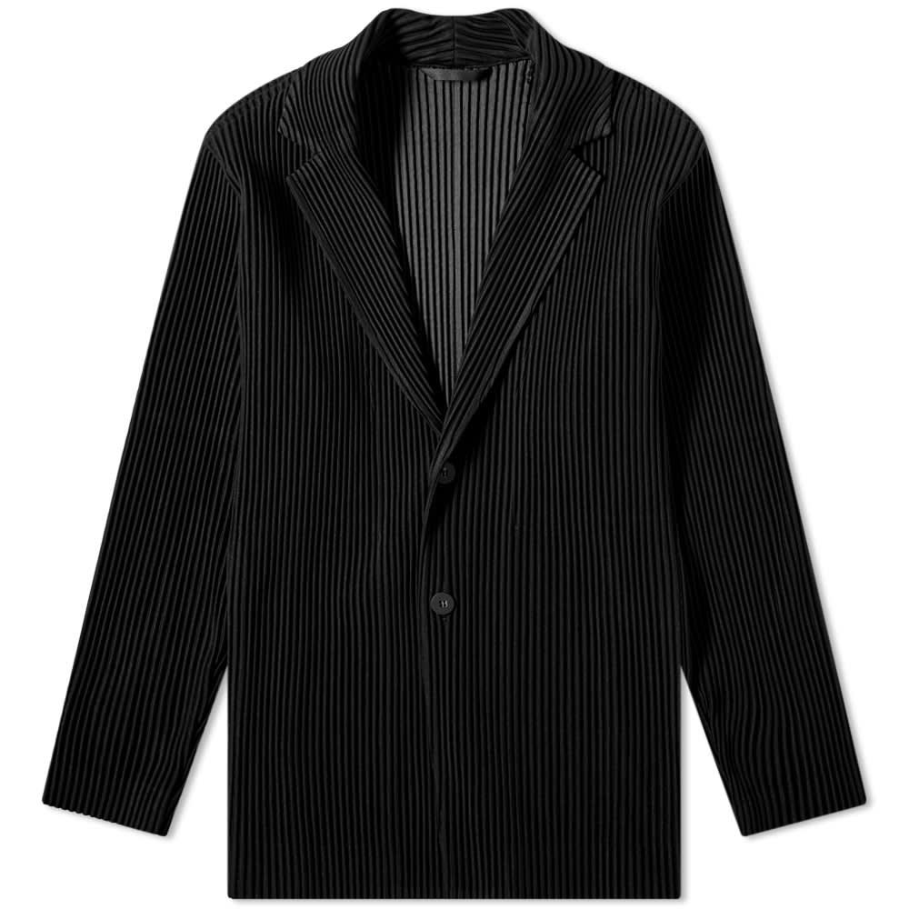 メンズファッション, コート・ジャケット  Homme Pliss Issey Miyake HommePliss