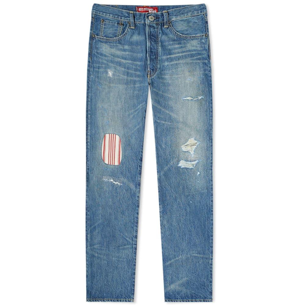 メンズファッション, ズボン・パンツ  Junya Watanabe MAN MANLevis Repair Slim Jean