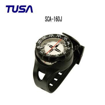 TUSA (ツサ) ゲージ SCA-160 リストタイプ コンパス メンズ レディース 男性 女性 男女兼用 ダイビング・メーカー在庫確認します