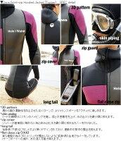 ウェットスーツタッパーHeleiWaho/ヘレイワホ2mmウエットスーツフードジャケット(タッパー)メンズの詳細説明