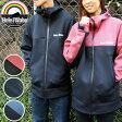 ウェットスーツ メンズ / レディース ボートコート HeleiWaho ウエットスーツ 素材の マウンテンパーカー 風コート ウェットスーツ