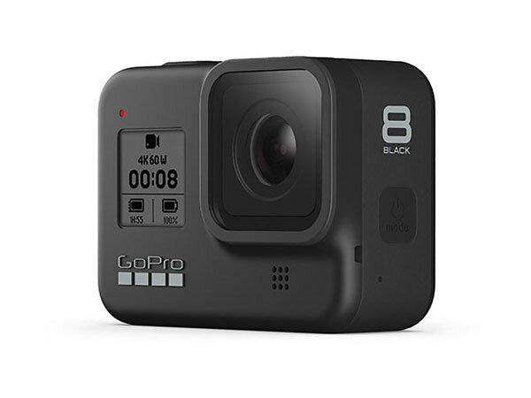 レンタル 【3泊4日】 GoPro HERO8 Black CHDHX-801-FW ゴープロ ヒーロー8 SDカード 32G付き ウェアラブル アクション カメラ 水中カメラ ダイビング GoPro8