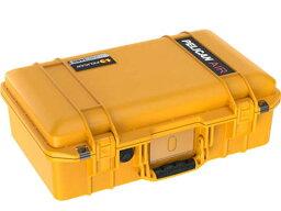 PELICAN(ペリカン) 1485 エアケース フォームなし イエロー 18L プッシュボタンラッチ付き [014850-0011-240] 1485 Air Case with Form Yellow カメラ ケース