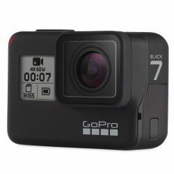 【レンタル】(6泊7日) GoPro HERO7 Black CHDHX-701-FW ゴープロ ヒーロー7 ウェアラブル アクション カメラ 水中カメラ ダイビング