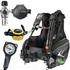 TUSA BC0103B / アクアラング カリプソ 超特価重器材セット!