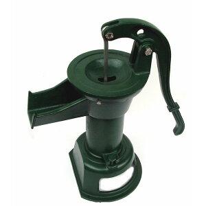 送料無料の本格的な井戸ポンプです。設置も簡単でガーデニングに最適。断水時にも活躍します。...