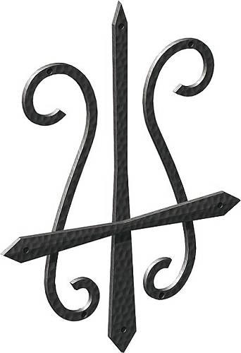 アルミ鋳物 妻飾り(オーナメント) 壁飾り11型(BEP-11)