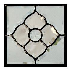 ステンドグラス【到着後レビューを書いたら送料無料】アンティーク風 モダン 窓、ドア、建具、...