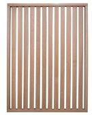 フェンス 木製 ストライプフェンス セランガンバツー (90×120×3.5cm)