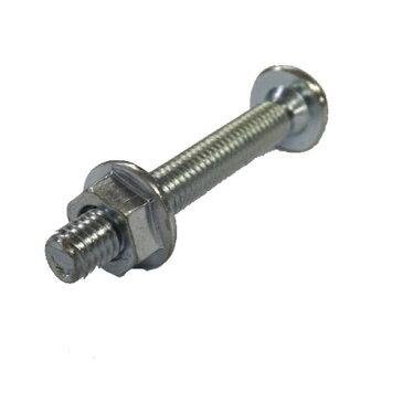 [オプション] シダー製ウッドデッキ7点セット用オプション・縁台 連結ボルト
