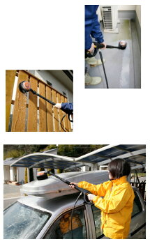 RYOBI回転ブラシ6710047フリーアングルタイプリョービ高圧洗浄機OP【AJP-1600などシリーズに適応】