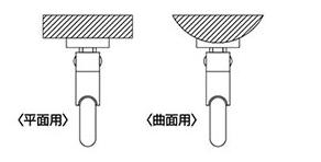 チェーン(クサリ)>チェーン小物>壁面金具(アイ)>ラブフック