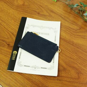 コインケース 小銭入れ メンズ レディース カード 革 本革 送料無料 ブランド ネイビー 小さい さいふ おしゃれ かわいい コンパクト シンプル クリスマス 誕生日 ミニ財布 ペア プレゼント セット Pat. Coin