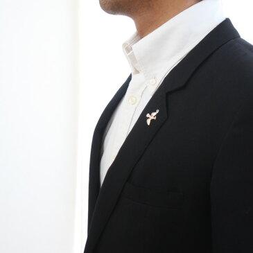 小鳥タックピン/ラペルピン【日本製】