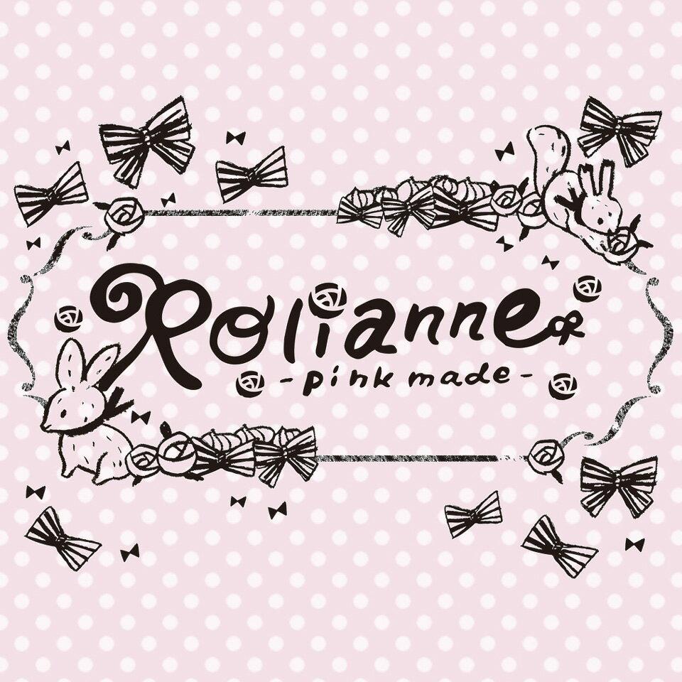 Rolianne -pink made-