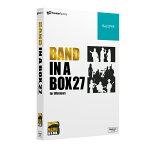 PG Music Band-in-a-Box 27 for Windows BasicPAK【P5】