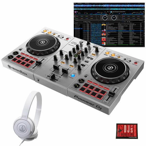 DJ機器, DJコントローラー Pioneer DDJ-400-S ATH-S100WH DJrekordbox dj