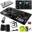 Pioneer DJ DDJ-1000SRT + PM0.1eスピーカー + LT100B PCスタンド + ATH-S100BKヘッドホン SET【今なら豪華4大特典プレゼント!】【さらに初回限定Serato DJ Suiteプレゼント!】