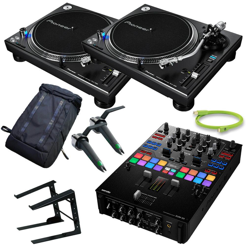 DJ機器, DJコントローラー Pioneer DJ PLX-1000 DJM-S9 DJDJ ikbp1