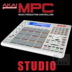 MPCコントローラーAKAI (アカイ) MPC STUDIO 【初回限定2大特典 オリジナルバッグ& サンプリン...
