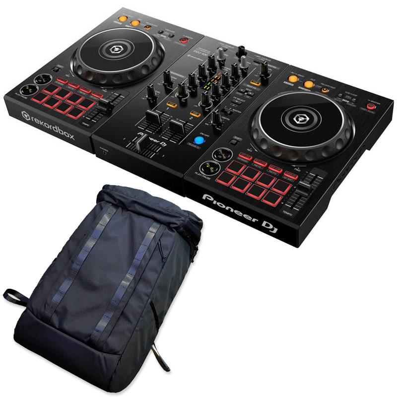 DJ機器, DJコントローラー Pioneer DJ DDJ-400 BACKPACK rekordbox dj