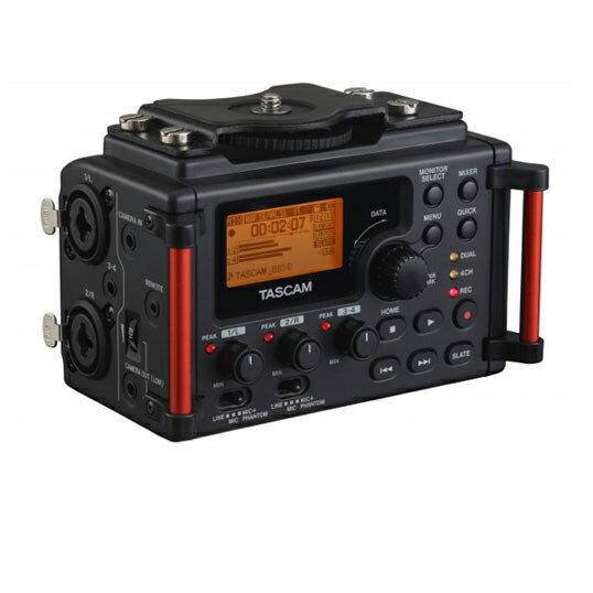 DAW・DTM・レコーダー, オーディオインターフェイス TASCAMDR-60DMKII