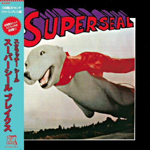 DJ機器, その他 Skratchy Seal (DJ QBert) - Super Seal Breaks JPN (12 )