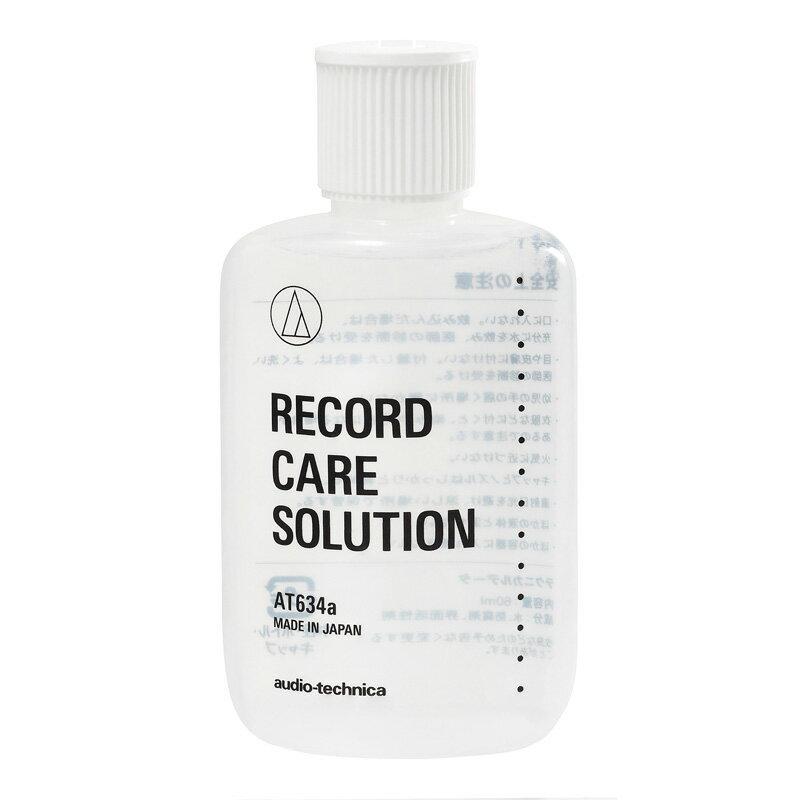 audio-technica AT634a (交換用レコードクリーニング液)