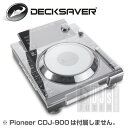 CDJ-900専用保護カバーDECKSAVER DS-PC-CDJ900