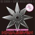 "DJ $hin + Spin Master A-1 - Ninja Seven (WHITE) (7"" レコード バトルブレイクス)"