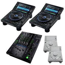 DENON DJ SC6000 PRIME + X1800 大特価セット 【セット購入特典:SC6000Prime用保護カバー】