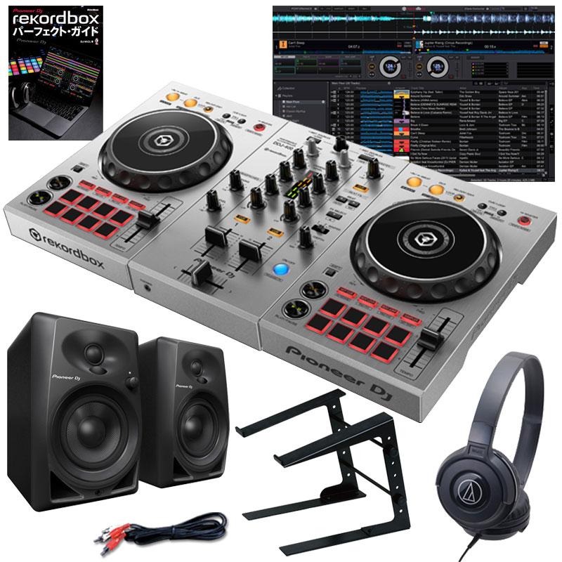 DJ機器, DJコントローラー Pioneer DJ DDJ-400-S 6