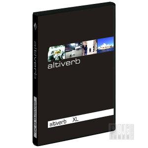 業界標準・高品質コンボリューション・リバーブAudio Ease Altiverb 7 XL