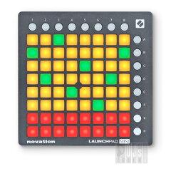 Ableton Liveに最適な USB MIDI コントローラーnovation LAUNCHPAD MINI 【限定特価!】